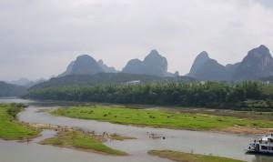 La belle rivière Li