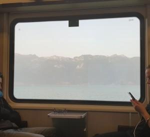 La vue depuis le train qui réconcilie avec les CFF