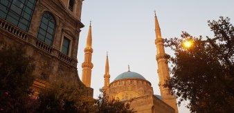 La mosquée Mohammad al Amine