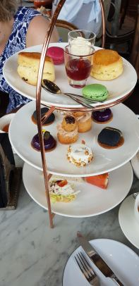 L'Afternoon Tea du Dear Lilly