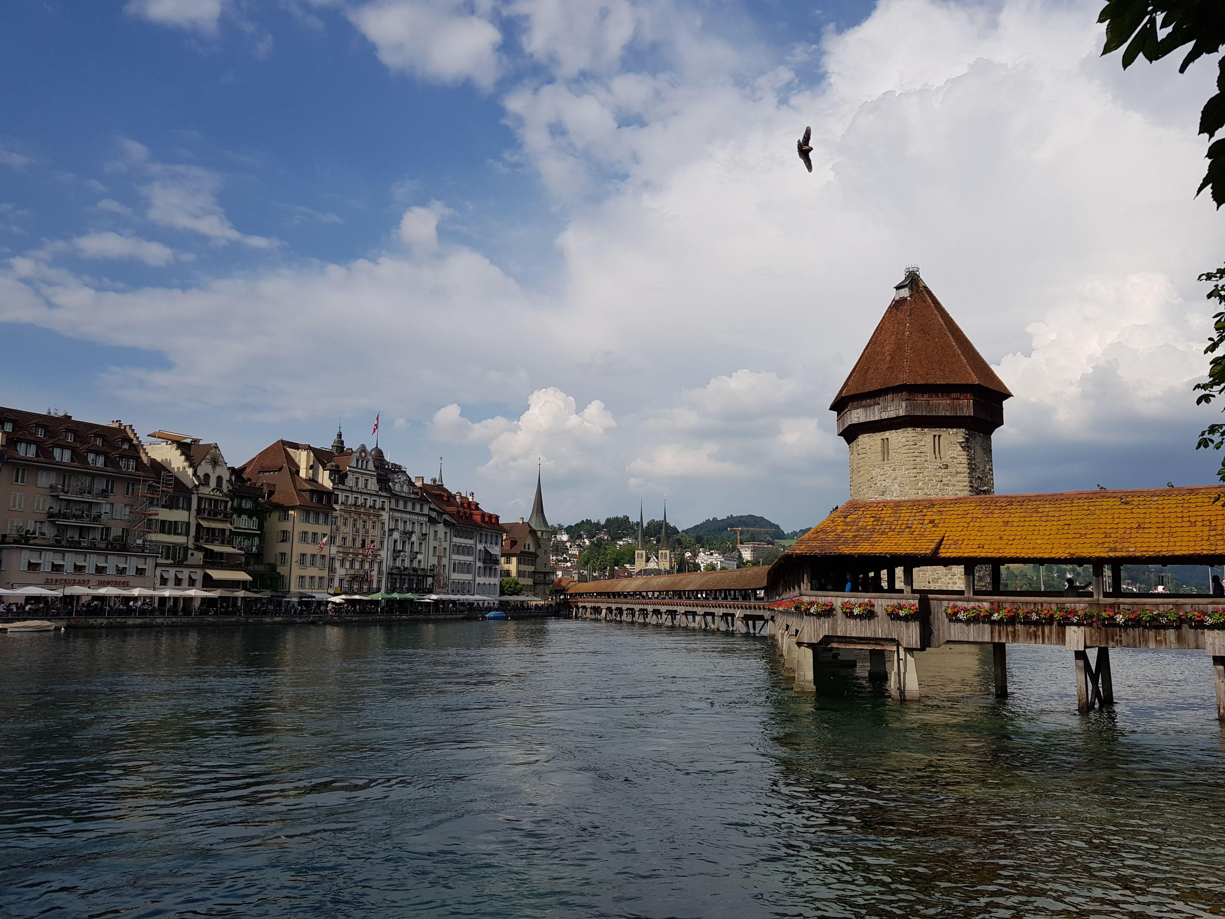 Lucerne, la destination préférée des Asiatiques en Suisse
