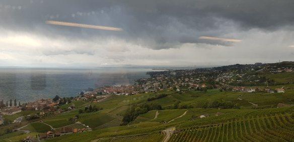 La plus belle vue au monde depuis un train