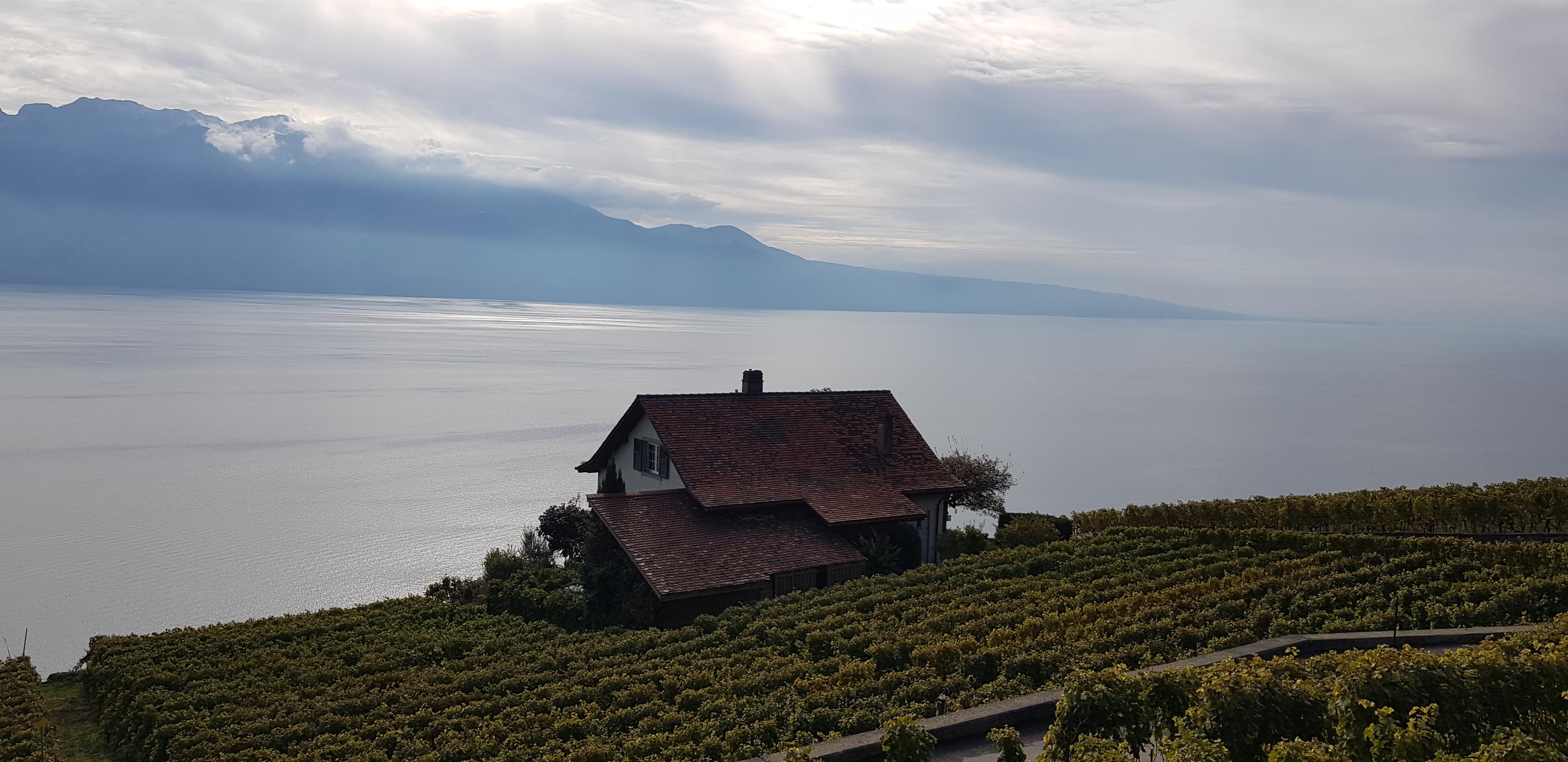 La beauté de la Suisse